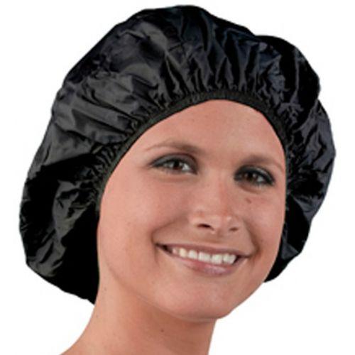 Bonnet Permanente Plasti-Cap Elastic Noir