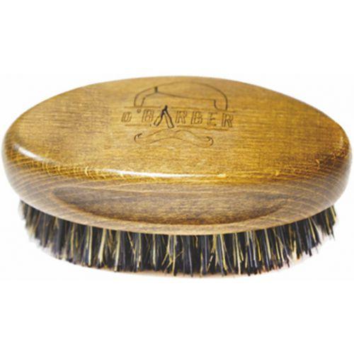 Brosse barbe et moustache 9 cm