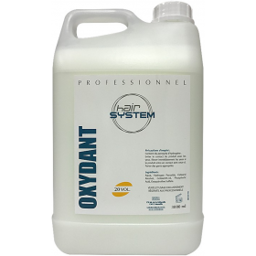 Oxydant Professionnel 3000 ml