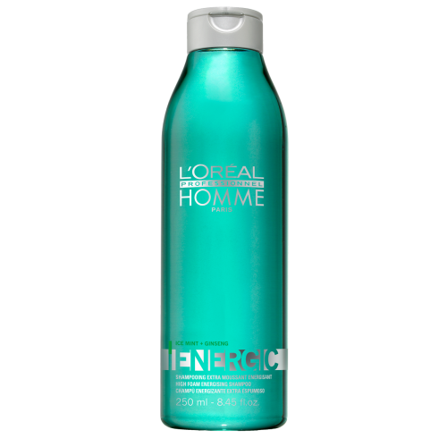 L'Oréal Hommes Shampoing Energic