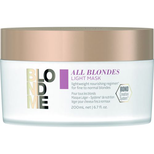 BlondMe Masque Detox All Blondes