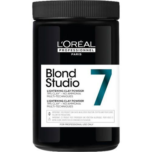 Poudre Blond Studio 7 Argile