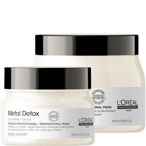 Metal Detox Masque