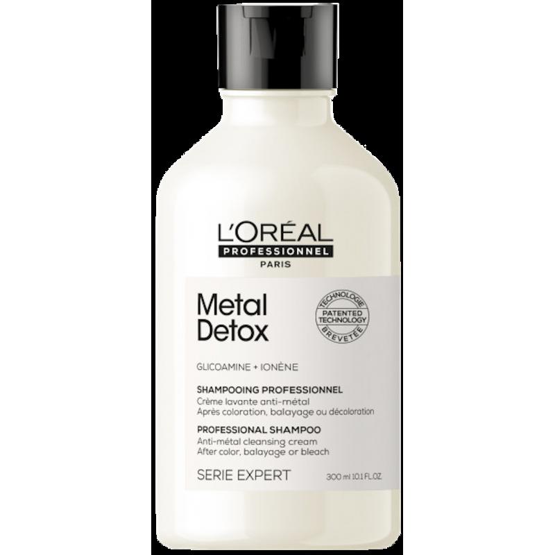 Serie Expert Metal Detox Shampoing