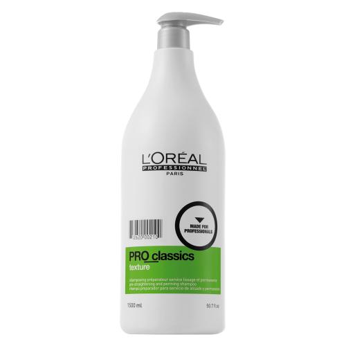 Pro Classics shampoing Texture