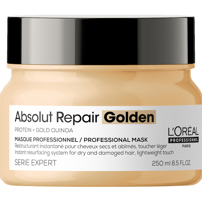 Serie Expert Absolut Repair Gold Masque Baume Restructurant Instantané