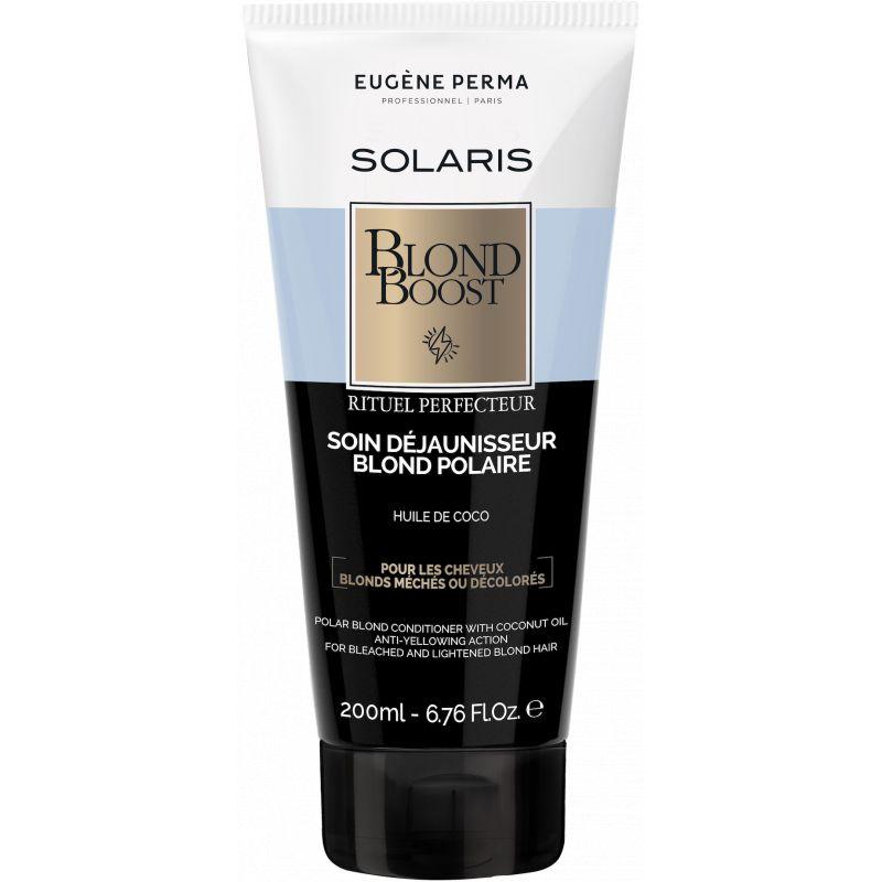 Soin Déjaunisseur Blond Polaire Blond Boost Solaris