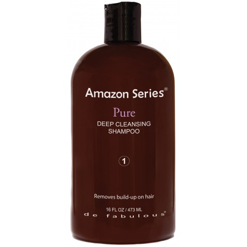 Shampooing Pure Clarifying