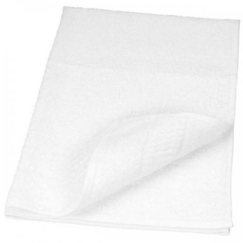 Serviettes éponge blanches 3510100