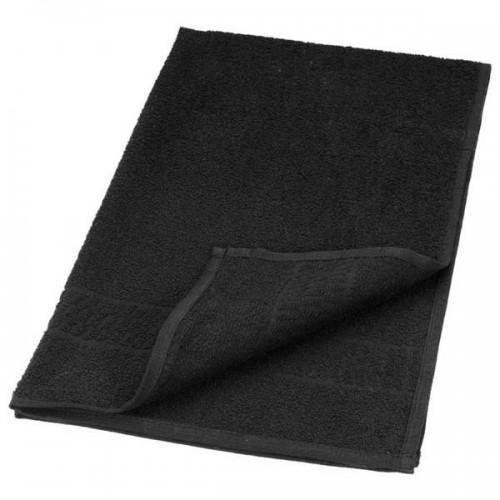 Serviettes éponge noires 3510200