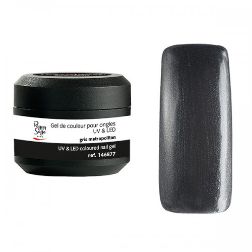Gel UV/LED Color it Gris Metropolitan 146877