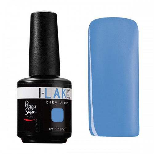Gel I-LAK Baby Blue 190053