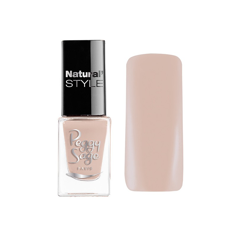 Mini Vernis à ongles Natural' Style Agathe 105554