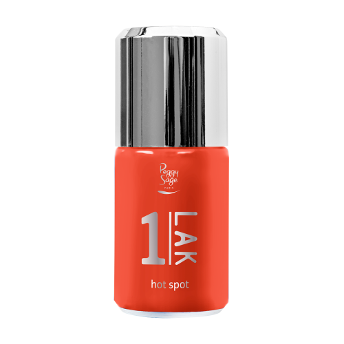 Vernis semi-permanent 1-LAK hot spot 181013