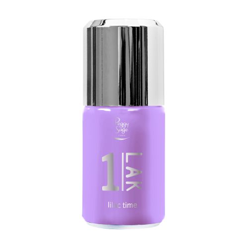 Vernis semi-permanent 1-LAK lilac time 181021