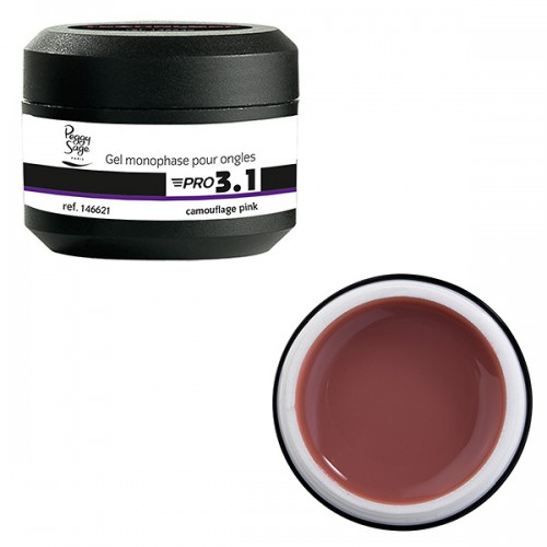 Gel Pro 3.1 Camouflage Pink 146624
