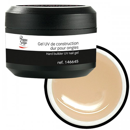 Gel UV de construction dur médium 146645