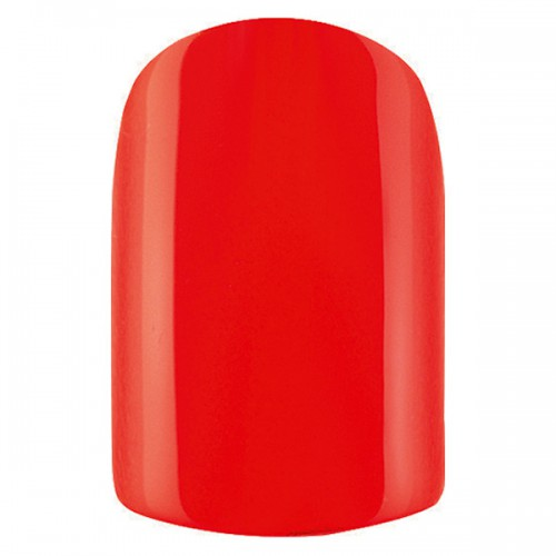 24 faux ongles Idyllic Nails Corail 150078