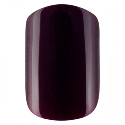 24 faux ongles Idyllic Nails Plum 150079