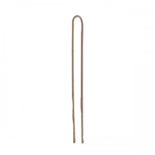 Épingles droites bronze 45mm Sachet de 50