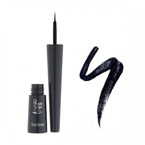 Eyeliner pinceau pailleté noir 2.5ml 130372