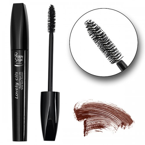 Mascara Lovely cils 10ml havane 130648