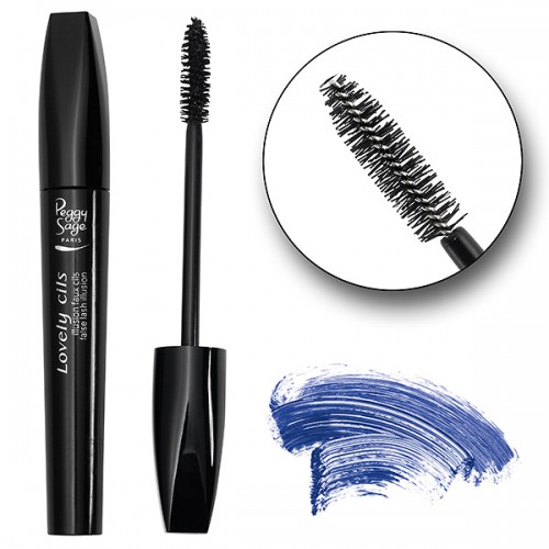 Mascara Lovely cils 10ml ocean 130649