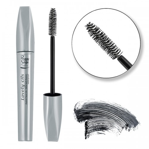 Mascara Lovely cils waterproof noir 9ml 130651