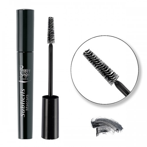 Mascara sublicils volume noir 9ml 130701