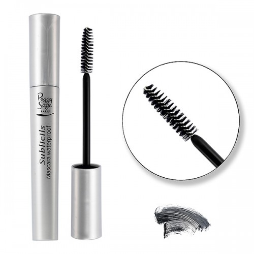 Mascara sublicils waterproof noir 9ml 130801