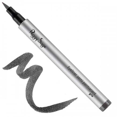 Feutre eyeliner semi-perm. gris 1.5ml 131701