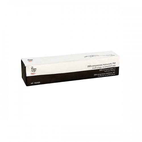 200 compresses manucure PM 155420
