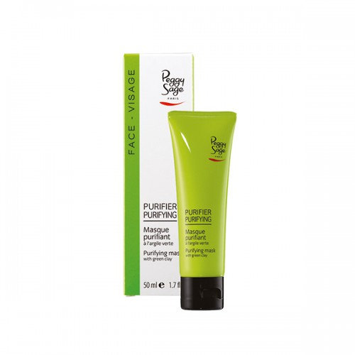 Masque purifiant à l'argile verte 50 ml 401100