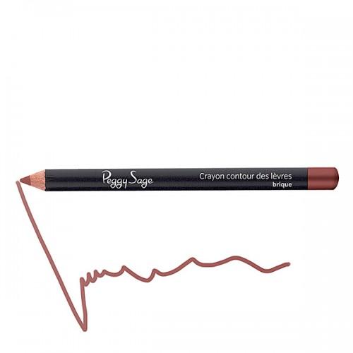 Crayon contour des lèvres brique 130101