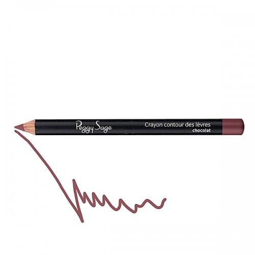 Crayon contour des lèvres chocolat 130112