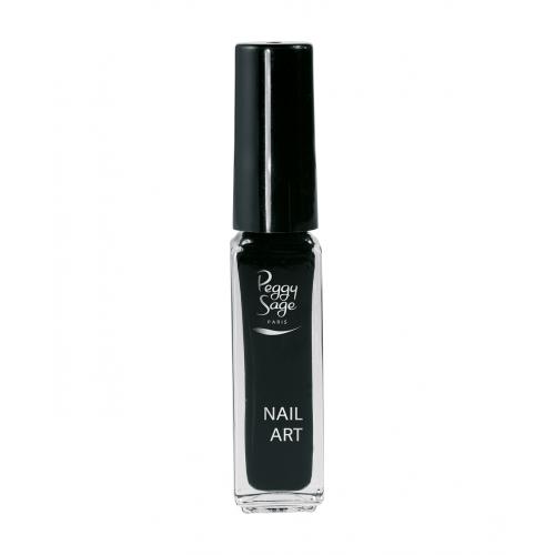 Vernis Nail Art Noir 149460