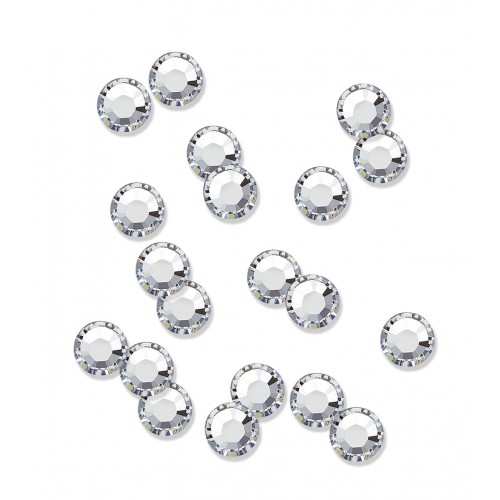 20 strass pour ongles argent SS5 148005