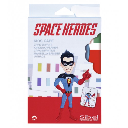 Cape Enfant Space Heroes