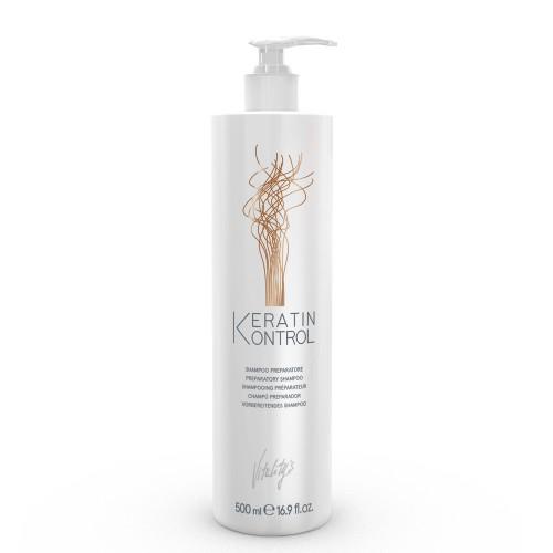 shampoing Préparateur Keratin Kontrol