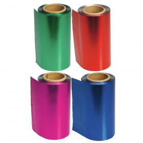 Aluminium 12cm 15 Microns Color