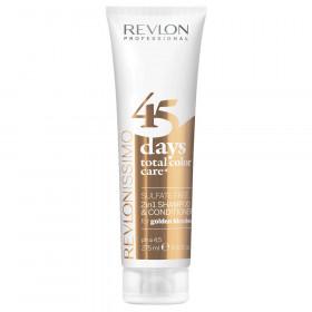 Shampoing Soin 45 Days Golden Blondes Blonds