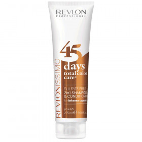 Shampoing Soin 45 Days Intense Coppers Cuivrés