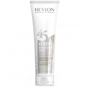 Shampoing Soin 45 Days Stunning Highlights Platine