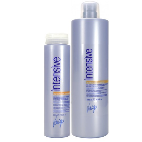 Nutriactive shampoing