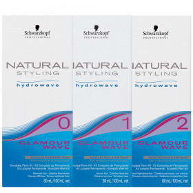 Natural Styling Glamour Kit Permanente