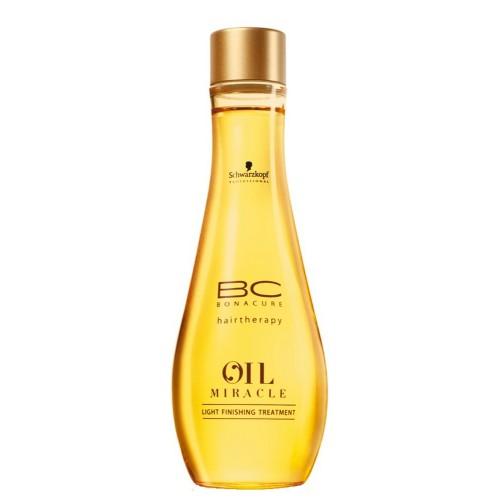 Bc Oil Miracle Huile De Finition Légère