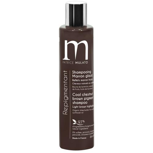 Shampoing Repigmentant Marron Glacé