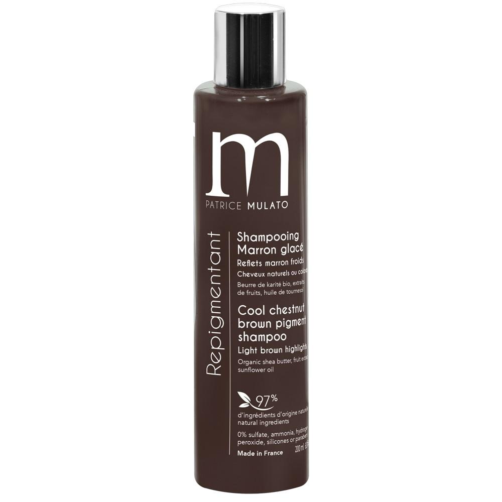 shampoing repigmentant marron glac marron froid. Black Bedroom Furniture Sets. Home Design Ideas