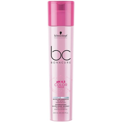 Bc Color Freeze Shampoing Argent