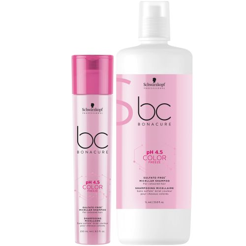 Bc Color Freeze Shampoing Sans Sulfates